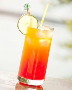 Cocktail Bora Bora sans alcool