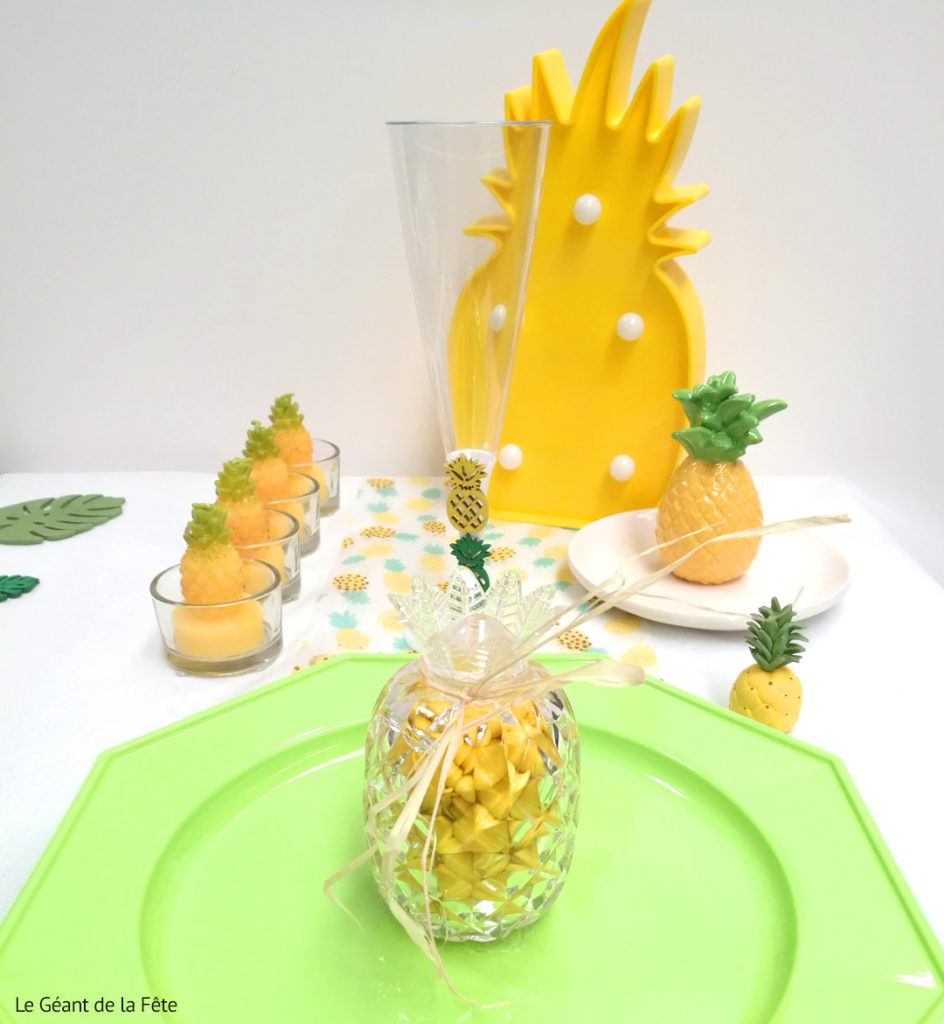 Table 2018 Ananas